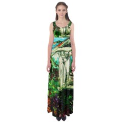 Gatchina Park 3 Empire Waist Maxi Dress