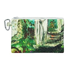 Gatchina Park 3 Canvas Cosmetic Bag (large)
