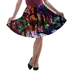 Gatchina Park 2 A Line Skater Skirt by bestdesignintheworld