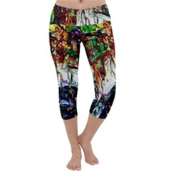 Gatchina Park 1 Capri Yoga Leggings