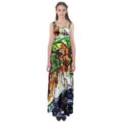 Gatchina Park 1 Empire Waist Maxi Dress