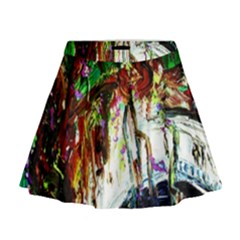 Gatchina Park 1 Mini Flare Skirt