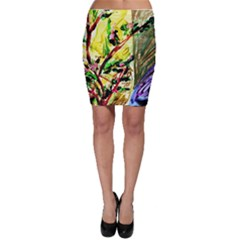 House Will Be Buit 4 Bodycon Skirt