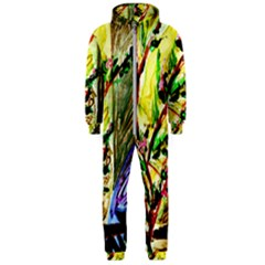 House Will Be Buit 4 Hooded Jumpsuit (men)