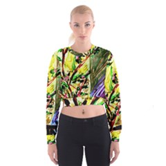 House Will Be Buit 4 Cropped Sweatshirt