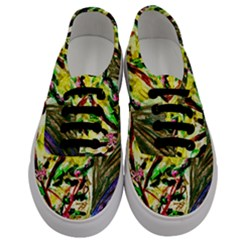 House Will Be Buit 4 Men s Classic Low Top Sneakers
