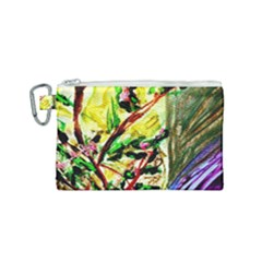 House Will Be Buit 4 Canvas Cosmetic Bag (small) by bestdesignintheworld