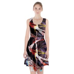 Egg In The Duck   Needle In The Egg 4 Racerback Midi Dress