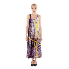 Egg In The Duck   Needle In The Egg 1 Sleeveless Maxi Dress