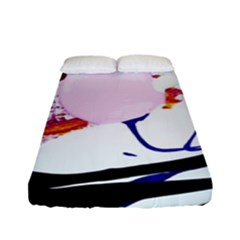 Immediate Attraction 8 Fitted Sheet (full/ Double Size)