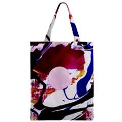 Immediate Attraction 8 Zipper Classic Tote Bag