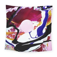 Immediate Attraction 8 Square Tapestry (large)