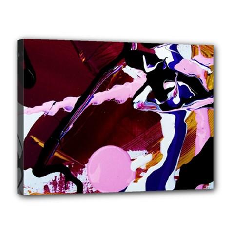 Immediate Attraction 1 Canvas 16  X 12