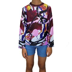 Immediate Attraction 1 Kids  Long Sleeve Swimwear