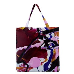 Immediate Attraction 1 Grocery Tote Bag by bestdesignintheworld