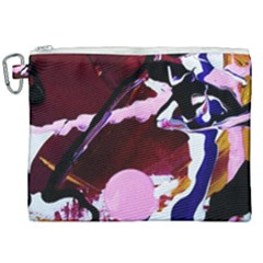 Immediate Attraction 1 Canvas Cosmetic Bag (xxl) by bestdesignintheworld