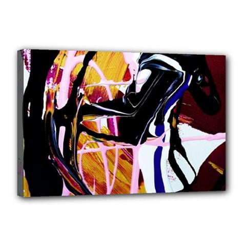 Immediate Attraction 2 Canvas 18  X 12