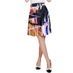 Immediate Attraction 2 A Line Skirt