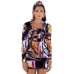 Immediate Attraction 2 Long Sleeve Hooded T Shirt
