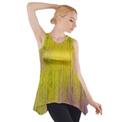 Artscape 1   Coming Of Spring Side Drop Tank Tunic