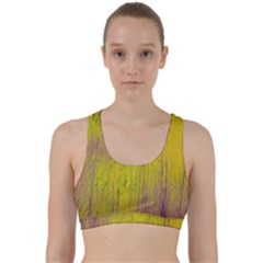 Artscape 1   Coming Of Spring Back Weave Sports Bra