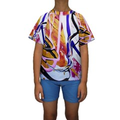 Immediate Attraction 6 Kids  Short Sleeve Swimwear