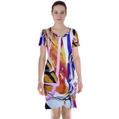 Immediate Attraction 6 Short Sleeve Nightdress