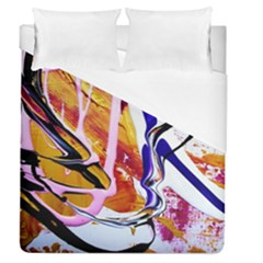 Immediate Attraction 6 Duvet Cover (queen Size)