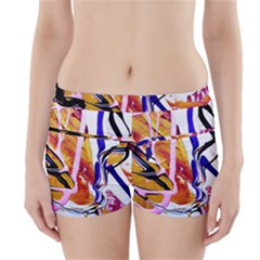Immediate Attraction 6 Boyleg Bikini Wrap Bottoms