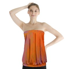 Artscape 1   Coming Of Autumn Strapless Top by girleyjanedesigns