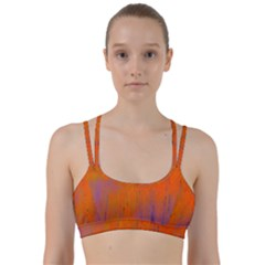Artscape 1   Coming Of Autumn Line Them Up Sports Bra