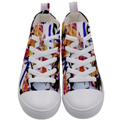 Immediate Attraction 6 Kid s Mid Top Canvas Sneakers