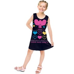 Alex Smooch Back Kids  Tunic Dress