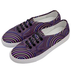 Abtract Colorful Spheres Women s Classic Low Top Sneakers by Modern2018