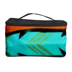 Abstract Art Artistic Cosmetic Storage Case by Modern2018