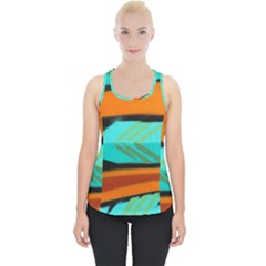 Abstract Art Artistic Piece Up Tank Top by Modern2018