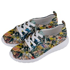 Abstract Art Berlin Women s Lightweight Sports Shoes by Modern2018
