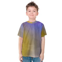 Abstract Smooth Background Kids  Cotton Tee