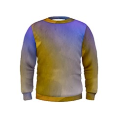 Abstract Smooth Background Kids  Sweatshirt