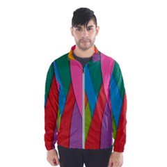 Abstract Background Colrful Wind Breaker (men) by Modern2018