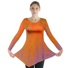Artscape 1   Coming Of Autumn Long Sleeve Tunic