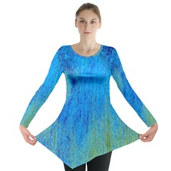 Artscape 1   Coming Of Summer Long Sleeve Tunic