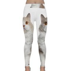 Cutefat Cat  Classic Yoga Leggings