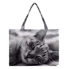 Adorable Animal Baby Cat Medium Tote Bag
