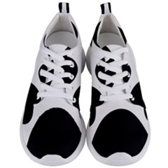 Paw Foot Print Men s Lightweight Sports Shoes
