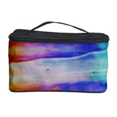 Background Color Splash Cosmetic Storage Case