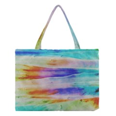 Background Color Splash Medium Tote Bag by goodart