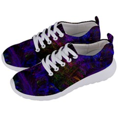 Color Splash Trail Men s Lightweight Sports Shoes by goodart