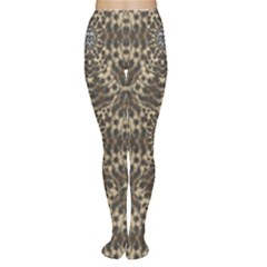 I Am Big Cat With Sweet Catpaws Decorative Women s Tights