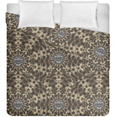 I Am Big Cat With Sweet Catpaws Decorative Duvet Cover Double Side (king Size)